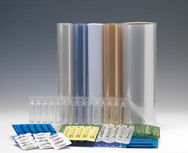 PVC/LDPE复合片
